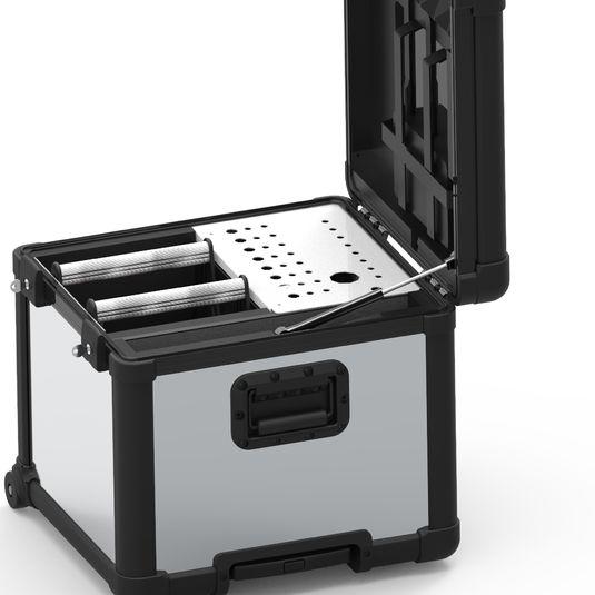 Valise classe mobile TAB8WSBK à paniers pour vos solutions de Stockage et recharge