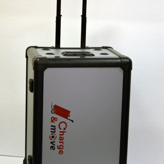 Valise classe mobile TAB16WS pour vos solutions de Stockage et recharge
