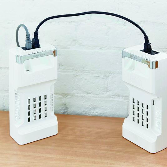 HUB USB BOOST+ Charge & Sync 16 ports pour vos solutions de Stockage et recharge