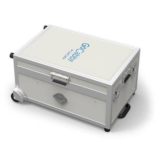 Valise classe mobile GoCabby pour vos solutions de Stockage et recharge