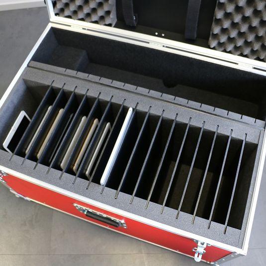 Valise classe mobile LITE 16 pour vos solutions de Stockage et recharge