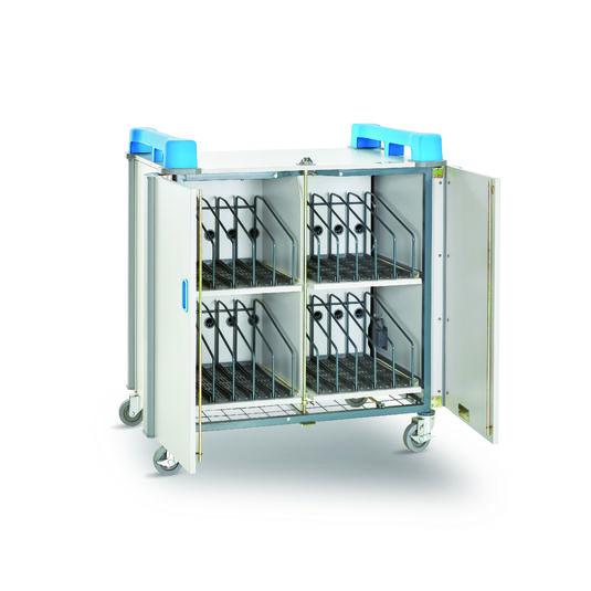 Chariots Classe Mobile Chariot classe mobile LAPCABBY 20V pour vos solutions de Stockage et recharge