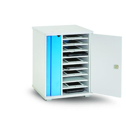 Armoire de rechargement 1 porte LYTE 10 SD pour vos solutions de Stockage et recharge