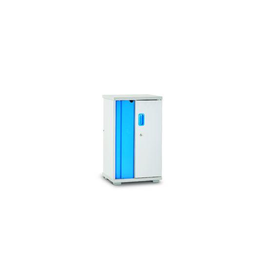 Armoire de rechargement 1 porte LYTE 10SD Mini pour vos solutions de Stockage et recharge