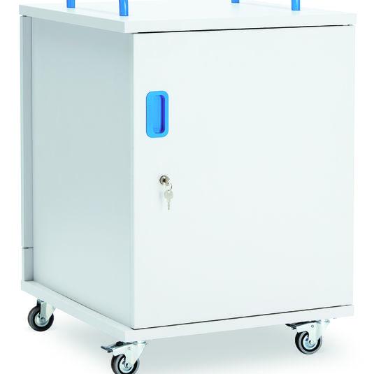 Armoire mobile de rechargement LYTE 16 SDMSMB pour vos solutions de Stockage et recharge