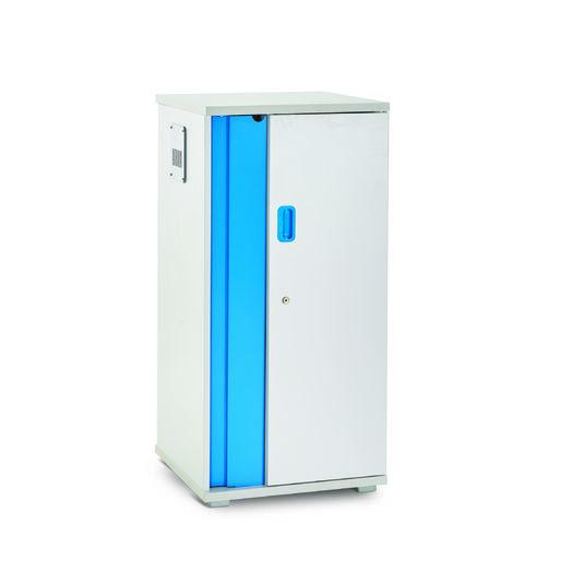 Armoire de rechargement 1 porte LYTE 16 SD pour vos solutions de Stockage et recharge