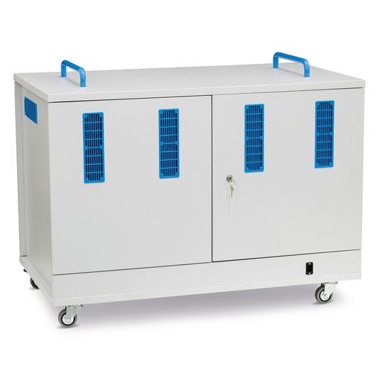 Chariots Classe Mobile Armoire mobile de rechargement LYTE 32 DD LAP pour vos solutions de Stockage et recharge